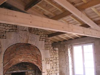 renovation de charpente à jarnac, cognac, 16