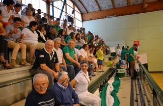 ...à Anglet pour la finale Honneur Région (mai 2014)