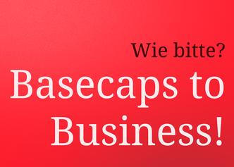 B2B also Basecaps to Business! Individuelle, ganz besondere Sonderanfertigungen.