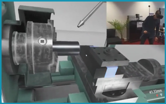 Réalité Virtuelle/ Réalité Augmentée - secteur usine