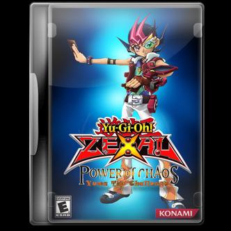 Yu-Gi-Oh! Power of Chaos Yuma The Challenge