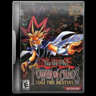Yu-Gi-Oh! Power of Chaos Yugi the Destiny