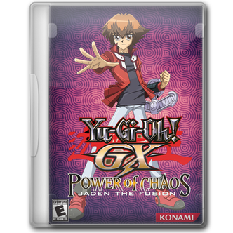 Yu-Gi-Oh! Power of Chaos Jaden the Fusion