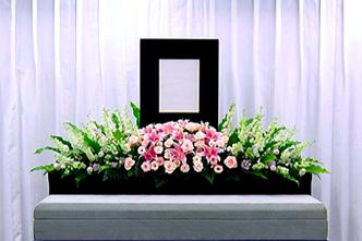 生花祭壇 一日葬