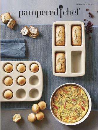 Aktueller Pampered Chef Katalog Frontseite