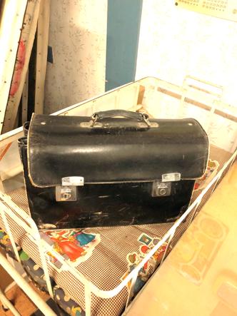 飯塚先生の懐かしい診察用カバン