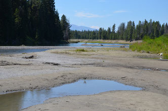 Pacific Creek Landing