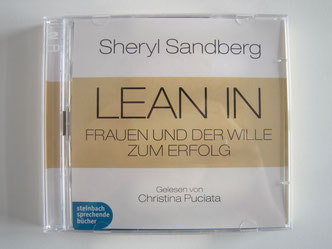 Sheryl Sandberg - Lean in