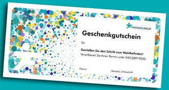 Gutscheine für Physiotherapie in Hamburg Barmbek