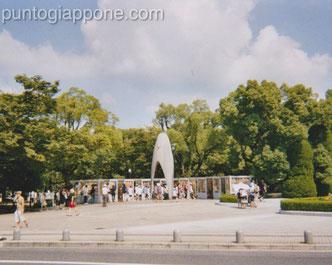 Foto 6 - Monumento a Sadako Sasaki
