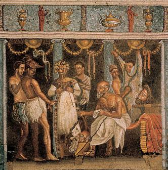 Mosaïque antique, Zam-création, décoration, mosaïque contemporaine, histoire, narbonne