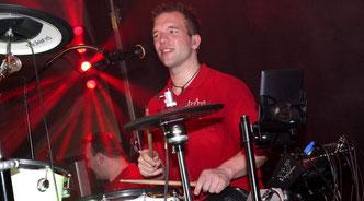 Marcel Palte (Drums & Bandleader)