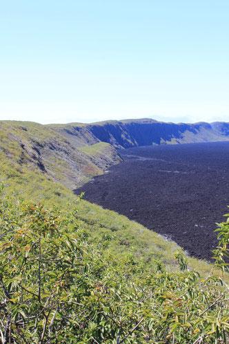 Galápagos Inseln - Insel Isabela - fantastische Vulkanlandschaften