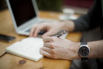 Blog - Blogger - Bloggen - Schreiben - Foto Pixabay