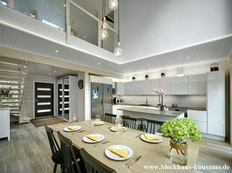 Innenansicht - Exklusives Wohnblockhaus mit hellen Räumen