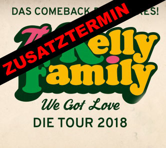 24082018 Kelly Family We Got Love Open Air 2018