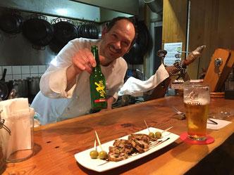 スペイン料理アルバイト
