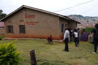 Somero Ableger im Nakawa Slum; © Brühl Stiftung/Somero Uganda