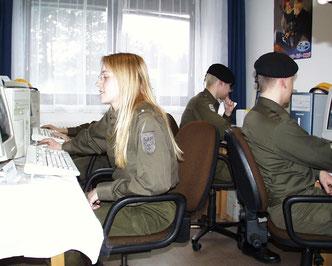 24-Stundenbetrieb im Internetcafe