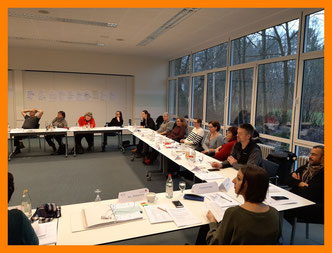 Copyright by bp-awp.de - Teilnehmerrunde Februar 2020