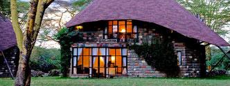 Отель на берегу озера Найваша Sopa Naivasha