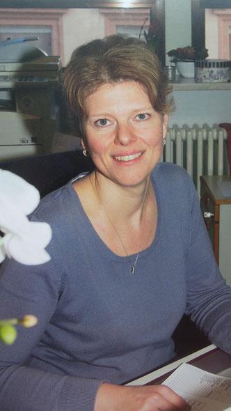 Unsere Sekretärin Nicole Eidam