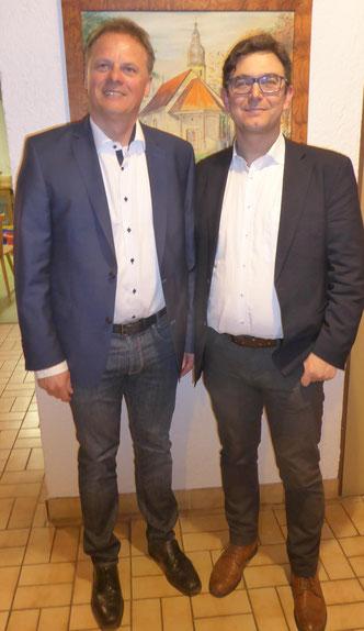 Klaus Zimmermann, Bernhard Lederer