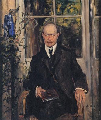Porträt Henry Simms, Corinth