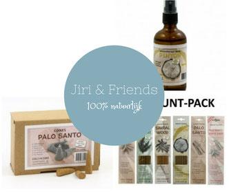 Jiri & Friends 100% natuurlijke producten