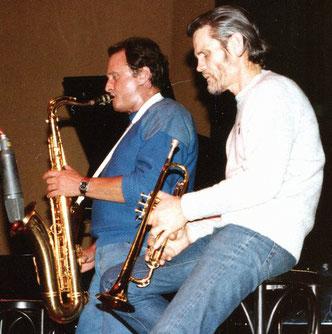 ジャズテナーサックスの名手、スタン・ゲッツ