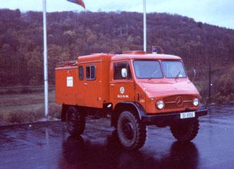 TSF auf Ford FK 1000