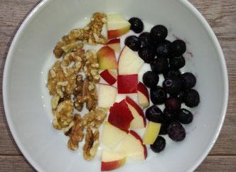 krachtvoer ontbijt yoghurt