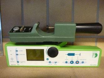 Steuermodul Master TCI DIN Firma Fresenius Vial für die Chromatographie/ Chemie
