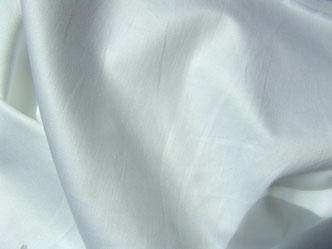Inlettsatin reine Baumwolle