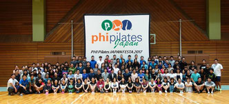 PHIピラティスジャパンフェスタ2017の写真