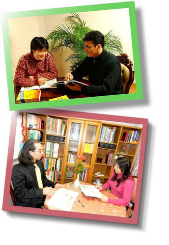 Private Lessons at EuroLingual Language School (Osaka, Umeda), to learn quickly an European language.