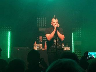 Faderhead in Hannover, 11. November 2016 / Foto: Dunkelklaus