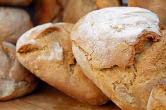 Ofenfrisches Brot