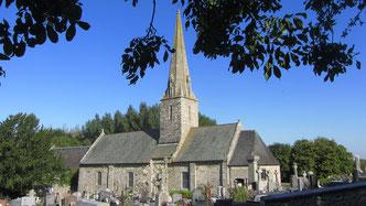 Église Notre Dame - Bréville-sur-Mer