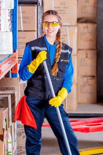 Gebäudereinigung Mustafic - seit 1998 Ihre zuverlässige Reinigungsfirma in Wiesbaden und Umgebung