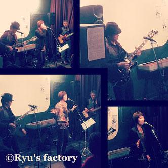 RyuHeyzo 山元商店 ブルースバンド ライブ LIVE