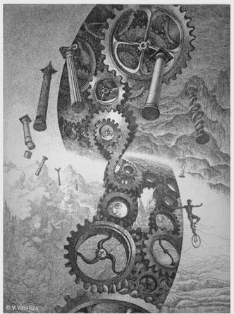 V. Vassilev, Quatrième dimension.