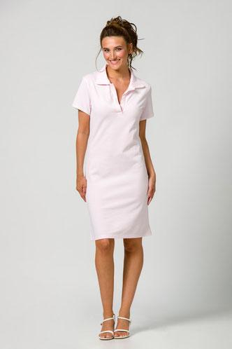 tissu pour patron robe polo