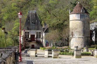 Decouvrir la Dordogne Brantome en Perigord