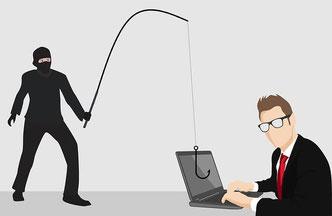 Cyberkriminalität - eine ernstzunehmende Gefahr - Bild Pixabay