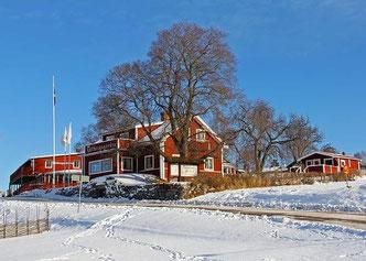 Schwedenhaus in Rot - Bild Pixabay