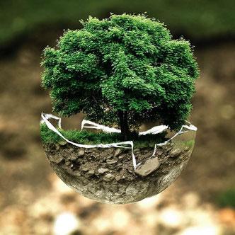Energiewände - Umweltschutz