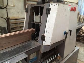 アンドウッド 無垢フローリング 新潟 調達記 andwood 挽き板 製造