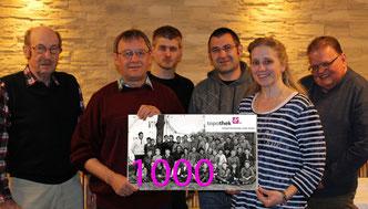 Bild: Siegfried Groyß, Gerhard Zeller, Gernot Zöchlinger, Christian Kleber, Cornelia Bernleitner, Johannes Mikes