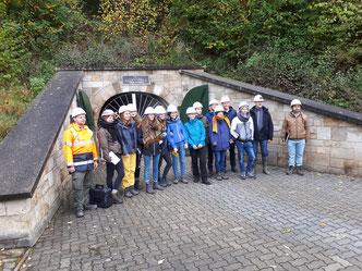 Exkursion der RWTH Aachen